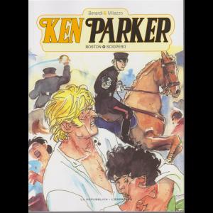 Ken Parker - Volume 12 - Boston - Sciopero - settimanale -