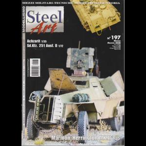 Steel Art - n. 197 - mensile - maggio 2020