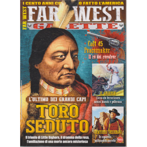 Far West Gazette Extra - n. 13 - bimestrale - maggio - giugno 2020 -