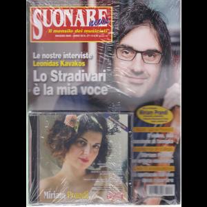 Suonare News - Cd  Miriam  Prandi - n. 271 - maggio 2020 - Mensile