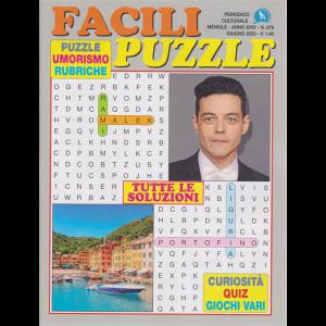 Facili Puzzle - n. 279 - mensile - giugno 2020 -