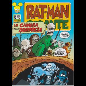 Rat-Man Gigante - n. 75 - mensile - 7 maggio 2020 - La camera delle sorprese