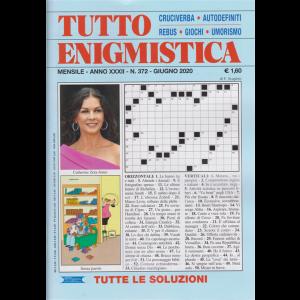 Tutto Enigmistica - n. 372 - mensile - giugno 2020