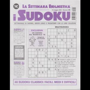La settimana enigmistica - i sudoku - n. 95 - 14 maggio 2020 - settimanale