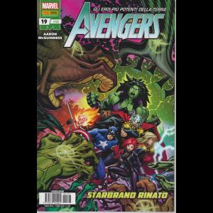 Avengers - Starbrand rinato - n. 123 - mensile - 14 maggio 2020 -