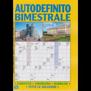 Autodefinito Bimestrale - n. 39 - bimestrale - giugno - luglio 2020 -