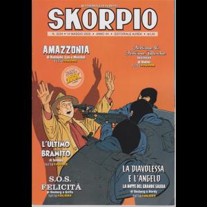 Skorpio - n. 2254 - 14 maggio 2020 - settimanale di fumetti