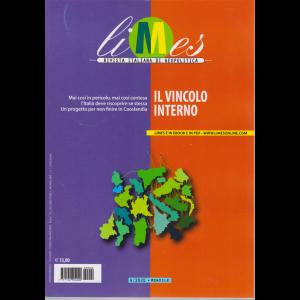 Limes - Il vincolo Interno - n. 4 - 15/5/2020 - mensile