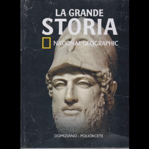 La Grande Storia - National Geographic - Domiziano - Poliorcete - n. 32 - settimanale - 15/5/2020 - copertina rigida