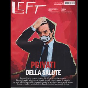 Left Avvenimenti - n. 20 - 15 maggio 2020 - 21 maggio 2020 - settimanale