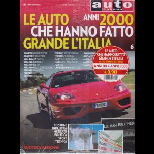 Auto italiana - Le auto che hanno fatto grande l'Italia anni 2000 - n. 96 - 2 riviste