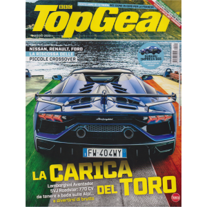 Bbc Top Gear - n. 150 - mensile - 12/5/2020