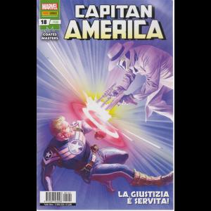 Capitan America - La giustizia è servita! - n. 122 - mensile - 14 maggio 2020