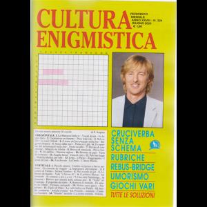 Cultura Enigmistica - n. 324 - mensile - giugno 2020