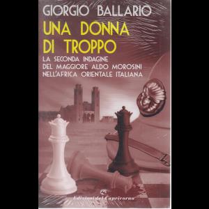 Una donna di troppo di Giorgio Ballario - n. 2 - quindicinale -