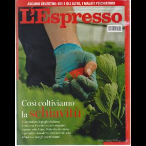 L'espresso - n. 21 - settimanale - 17 maggio 2020