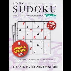 Mondo Sudoku - n. 177 - mensile - maggio 2020 -
