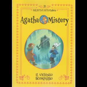 Agatha Mistery - n. 21 - Il vichingo scomparso - di Sir Steve Stevenson - settimanale -