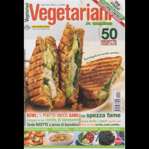Vegetariani In Cucina - n. 90 - bimestrale - giugno - luglio 2020 -