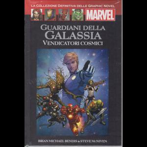 Graphic Novel Marvel - Guardiani della galassia - Vendicatori cosmici - n. 46 - 16/5/2020 - quattordicinale - copertina rigida