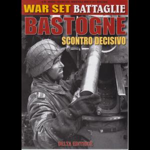 War Set Battaglie - Bastogne - Scontro decisivo - n. 88 - maggio - giugno 2020 - bimestrale