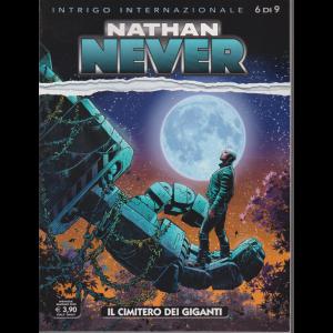 Nathan Never - Il Cimitero dei giganti - n. 348 - mensile - maggio 2020