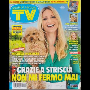 Sorrisi e Canzoni Tv - n. 20 - settimanale - 19 maggio 2020 -