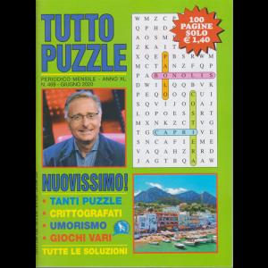 Tutto Puzzle - n. 469 - mensile - giugno 2020 - 100 pagine -