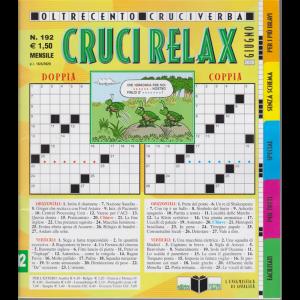 Cruci Relax - n. 192 - mensile - 16/5/2020