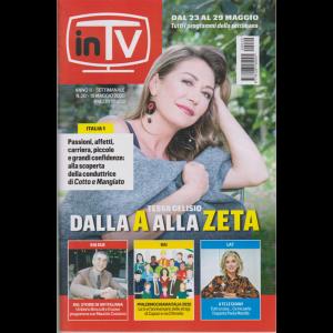 In Tv - n. 20 - settimanale - 19 maggio 2020 -
