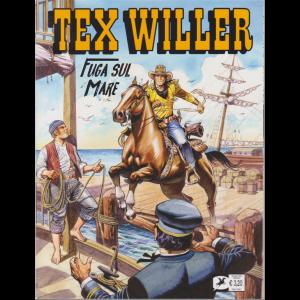 Tex Willer - Fuga sul mare - n. 19 - mensile - maggio 2020