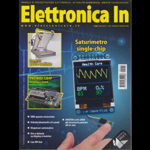 Elettronica In - n. 245 - maggio - giugno 2020 - mensile