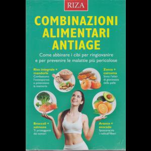 Dimagrire - Combinazioni alimentari antiage - n. 218 - giugno 2020 -