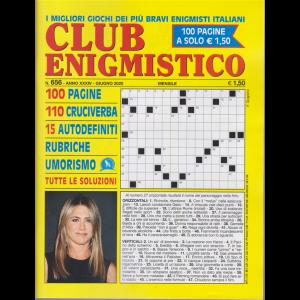 Club Enigmistico - n. 656 - giugno 2020 - mensile - 100 pagine