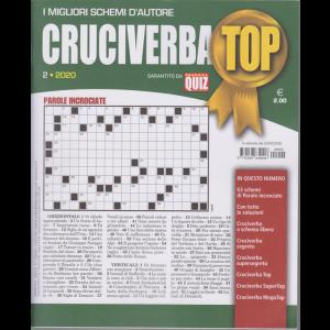 Cruciverba Top - n. 2 - trimestrale - maggio - luglio 2020