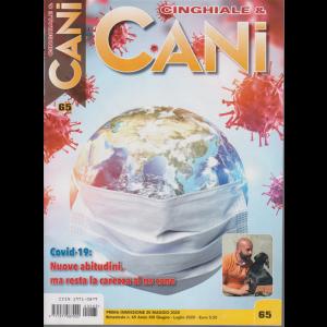 Cinghiale & cani - n. 65 - bimestrale - giugno - luglio 2020 -