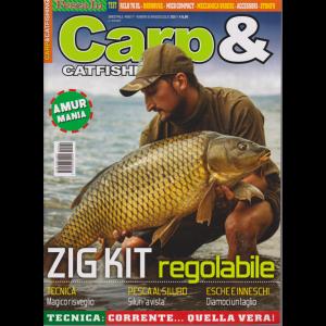 Carp & Catfishing - n. 42- bimestrale - maggio - luglio 2020
