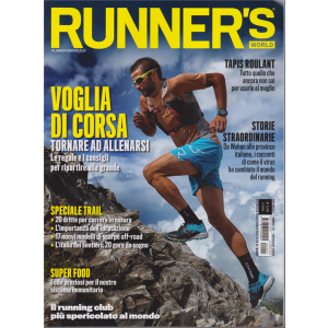 Runner's World - n. 5 - mensile - maggio 2020