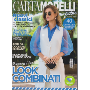 Cartamodelli Magazine - n. 28 - giugno 2020 - mensile