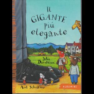 Albumini - Il Gigante più elegante - n. 14 - settimanale - copertina rigida