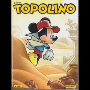 Topolino - n. 3365 - settimanale - 20 maggio 2020