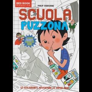 Red Book Magazine - Scuola puzzona - di Philip Osbourne - n. 3 - mensile - Le esilaranti avventure du super burp