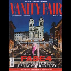 Vanity Fair  - n. 20-21 - settimanale - 3 giugno 2020