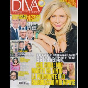 Diva e donna - n. 21 - settimanale femminile - 26 maggio 2020