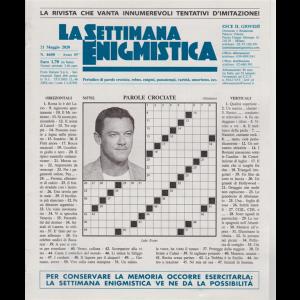 La Settimana Enigmistica - n. 4600 - 21 maggio 2020 - settimanale