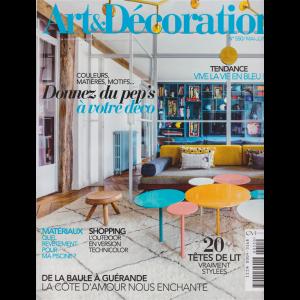 Art &  Decoration - n. 550 - maggio - giugno 2020 - mensile - in lingua francese