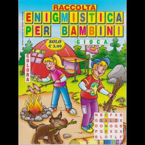 Raccolta Enigmistica per bambini - n. 168 - giugno - agosto 2020 -