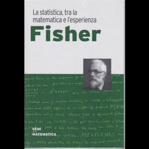 I Geni della matematica - Fisher - n. 15 - settimanale - 21/5/2020 - copertina rigida