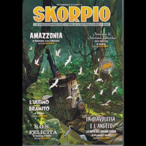 Skorpio - n. 2255 - 21 maggio 2020 - settimanale di fumetti