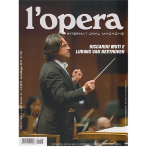 L'opera international magazine - n. 48 - 10/5/2020 - mensile